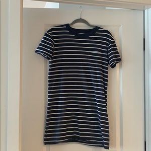 Madewell t-shirt dress